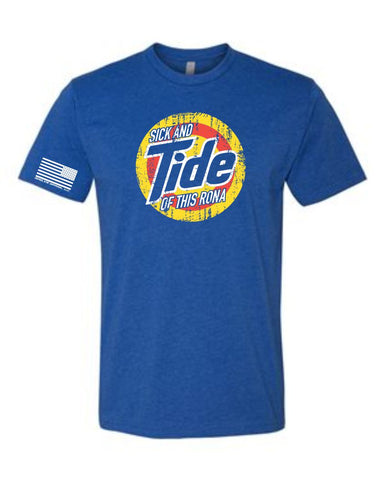Sick and Tide T-Shirt