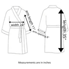 Load image into Gallery viewer, Kimono Robe & Scarf Set