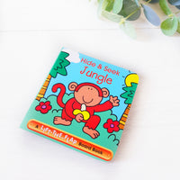 Hide and seek lift-the-flap board book set
