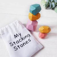 My stacking stones set of 5