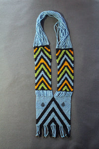 Woven Bead Necklace