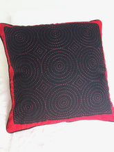 Load image into Gallery viewer, Hand-Embroidered Cushion