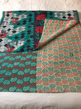 Load image into Gallery viewer, Kantha Quilt / Runner