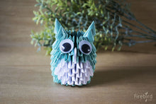Load image into Gallery viewer, Owl DIY Origami Kit