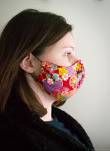 Load image into Gallery viewer, COVID Face Mask - Itaya Naomi Fabric