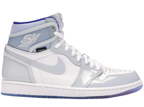 Jordan 1 Retro High Zoom White Racer Blue