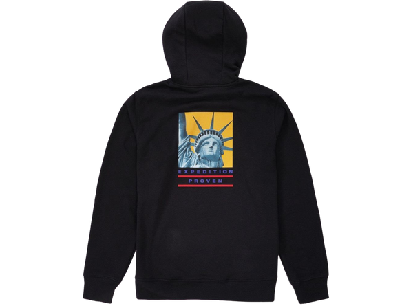 Supreme The North Face Statue Hoodie Black