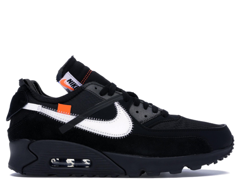 Nike Off White Air Max 90 Black
