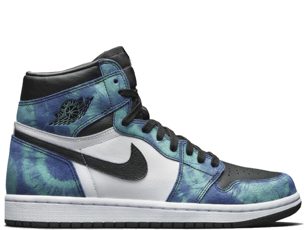 Jordan 1 Retro High Tie Dye
