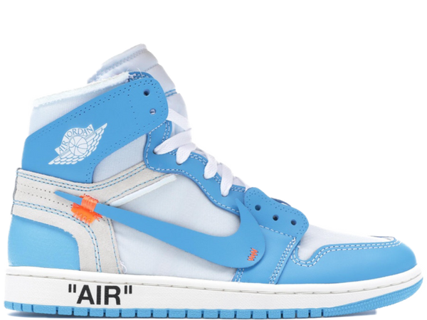 Air Jordan 1 Off-White UNC