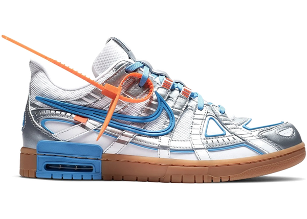 Nike Rubber Dunk Off White UNC