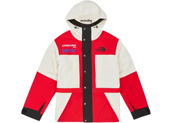 Supreme The North Face Expedition (FW18) Jacket White