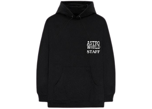 Travis Scott Astroworld Staff Hoodie