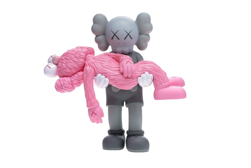 Kaws Companion Gone Vinyl Figure
