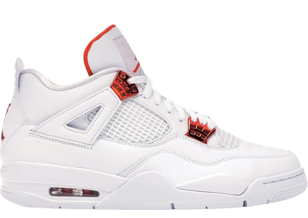 Air Jordan 4 Metallic Orange