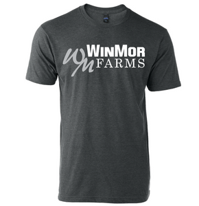 Charcoal WinMor Farms T-Shirt