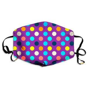 Colors Dots Mask
