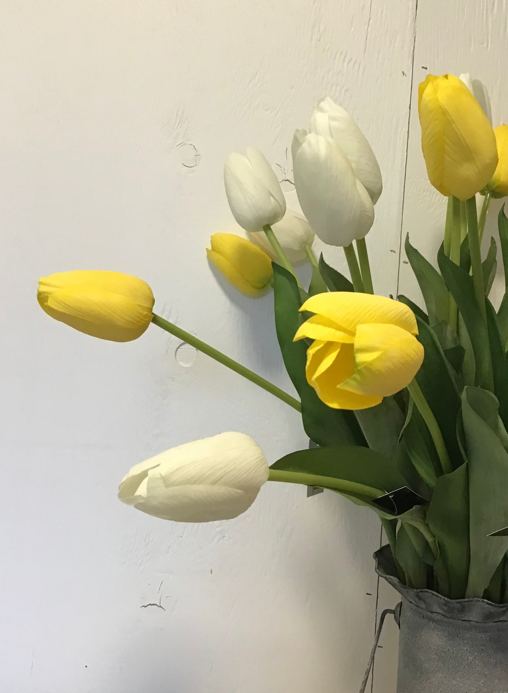 Natural Touch Tulips