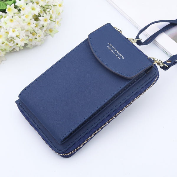 New Women Long Wallet