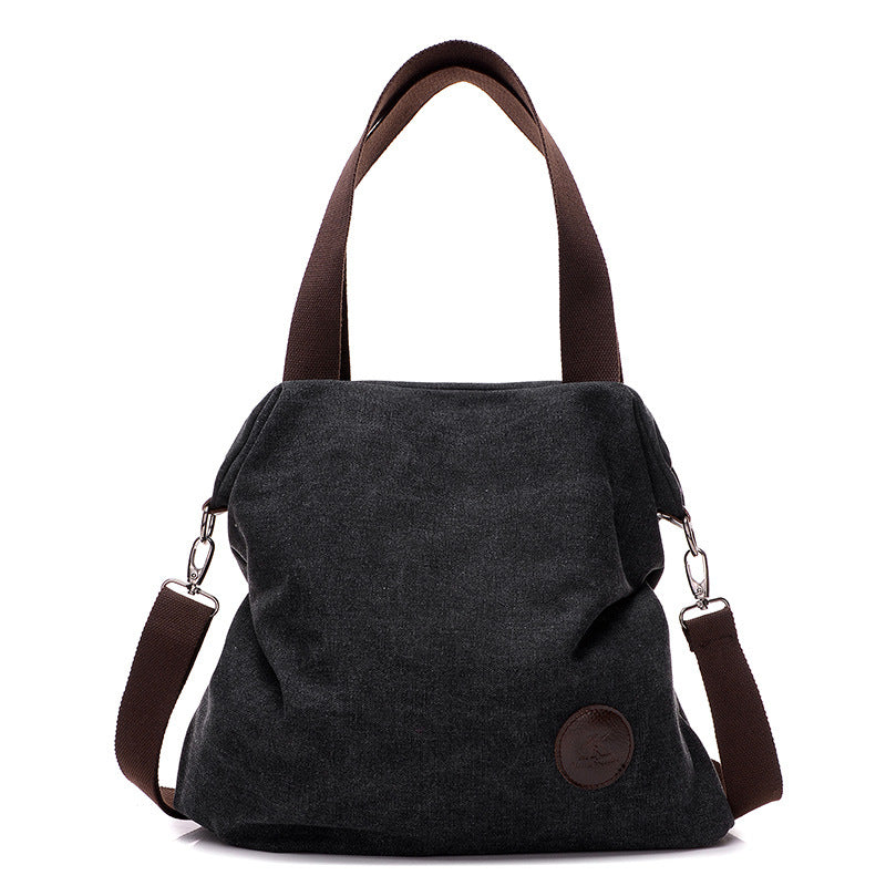 Large Pocket Casual Tote