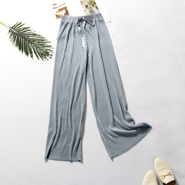 DASSWEI Wide Leg Pants For Women