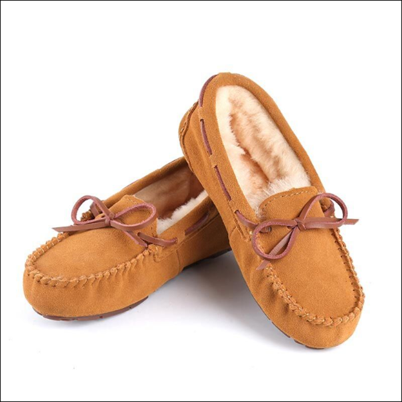 Casual Loafers Slip on Moccasins
