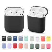 Soft Silicone Cases Protective Bluetooth Wireless Earphone Cover Charging Box Bags for All Phones