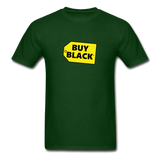 Buy Black T-Shirt - forest green