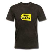 Buy Black T-Shirt - mineral black