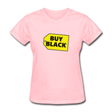Women's Buy Black T-Shirt - pink