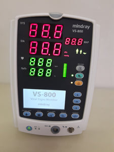 Mindray VS-800 Vital Signs Monitor