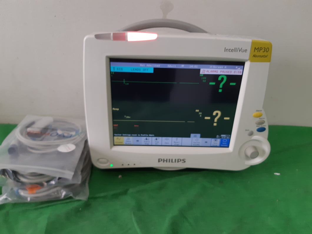 Philips IntelliVue MP30 Neonatal