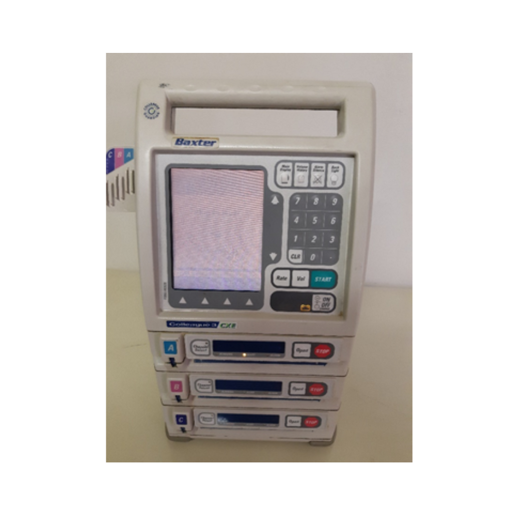 Baxter Colleague 3 CXE Infusion Pump