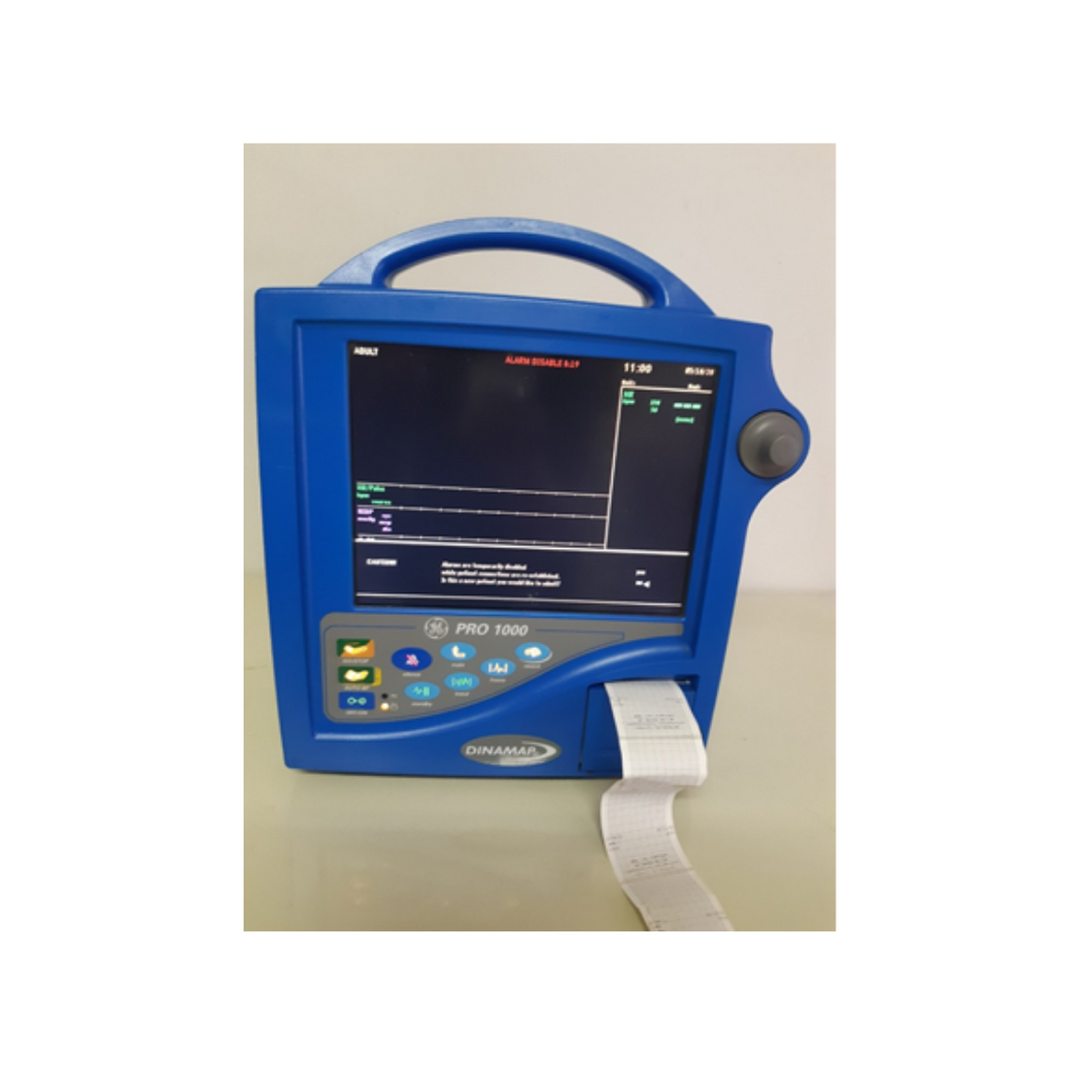 GE Dinamap Pro 1000 Patient Monitor
