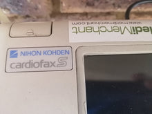 Load image into Gallery viewer, Nihon Kohden CardioFax S 1250K ECG Machine