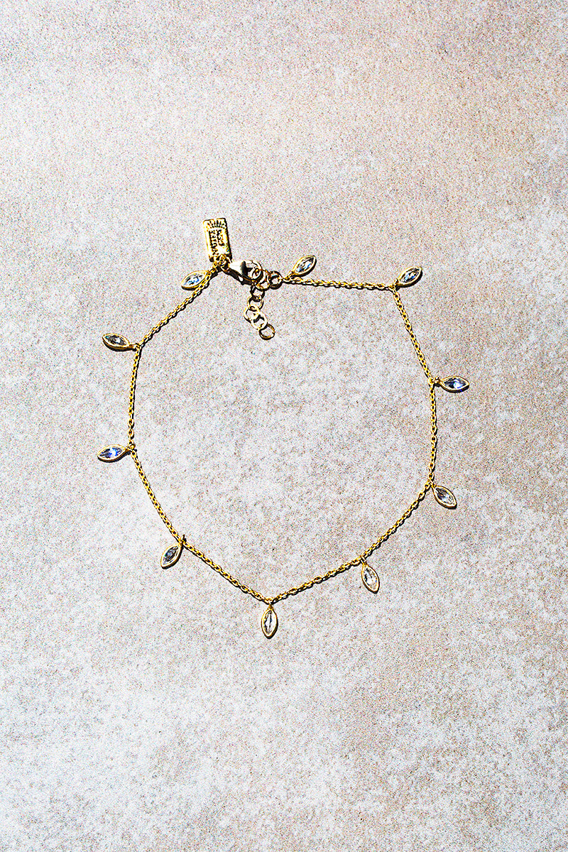 Sparkly Anklet
