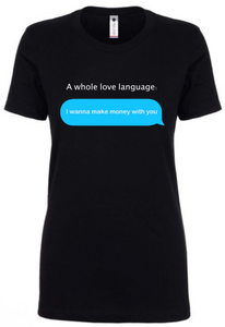Love Language 2 Tee