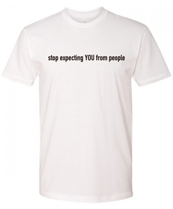 No Expectations Tee - Men