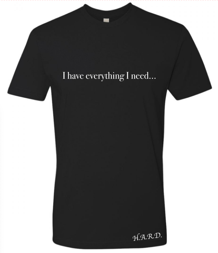 My Everything Tee - His