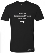 Load image into Gallery viewer, Breaking The Curse Tee - His