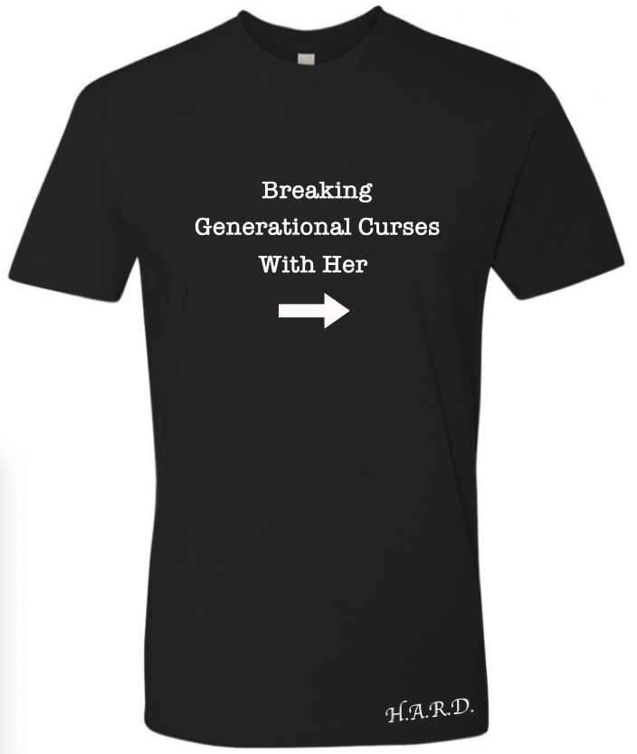 Breaking The Curse Tee - His