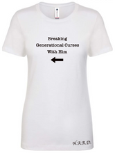 Load image into Gallery viewer, Breaking The Curse His & Hers Tees