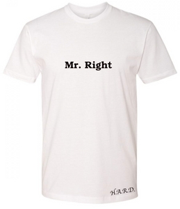 Always Right Tee - His