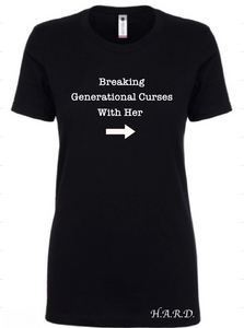 Breaking The Curse Tee - Hers&Hers Part 2