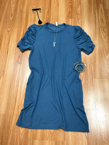 Clean Slate T-shirt Dress