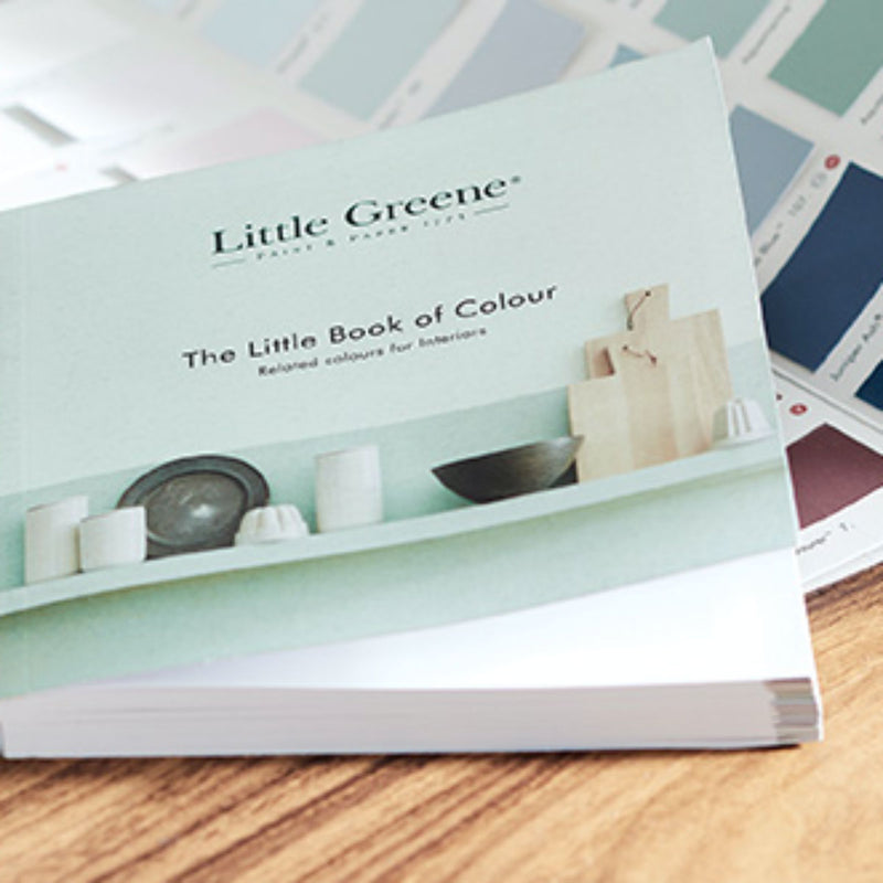 Little Greene Book of Colour