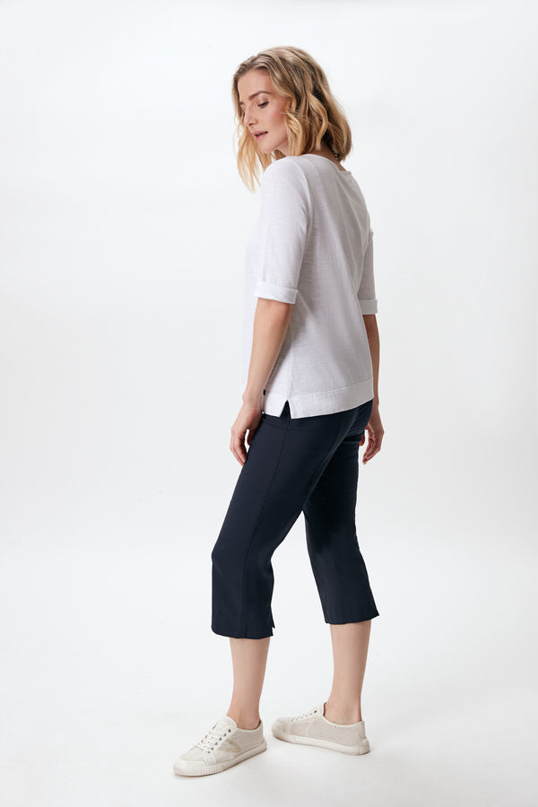 Verge - Acrobat 3/4 Pant, French Ink