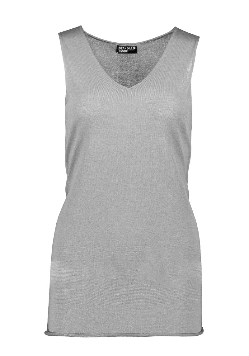 Standard Issue - Merino Slip, Soft Grey