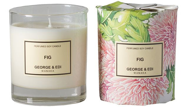 George & Edi - Soy Candle, Fig