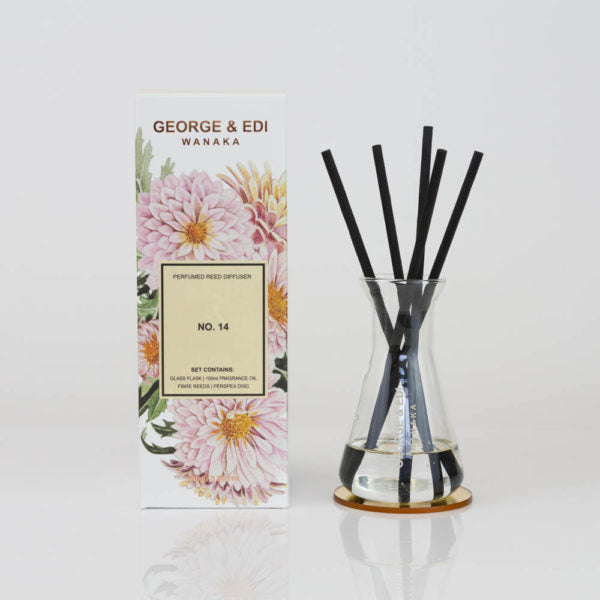 George & Edi - Reed Diffuser, No. 14